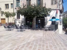 el raco de la plaça, la riba, bar-restaurant