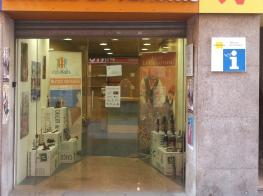 Oficina Turisme Valls, tourist information