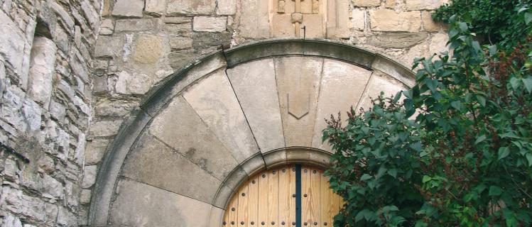 Iglesia de San Gil de Albión