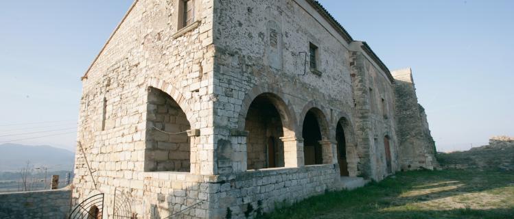 Castell de la Comanda de Barberà de la Conca