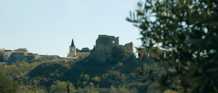 Castell de Garidells