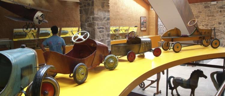 Museo de juguetes y autómatas de Verdú