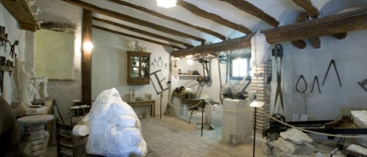 Tactile le Albâtre - Musée de Sarral d'Albâtre