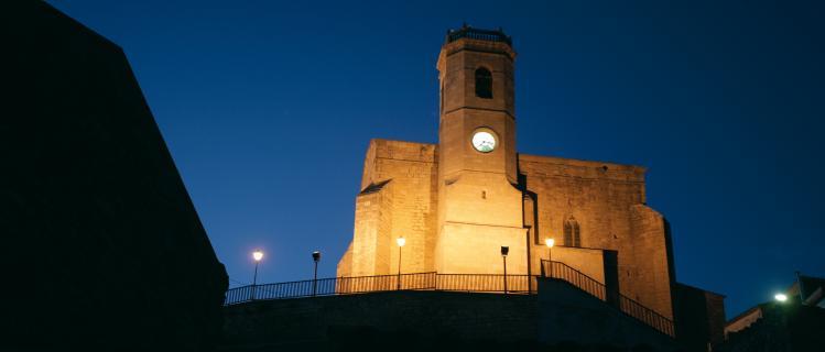 Església Parroquial de Santa Maria de Preixana