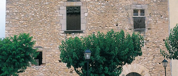 Castle of Rodonyà