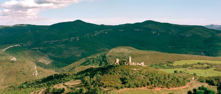 Castle of Saburella