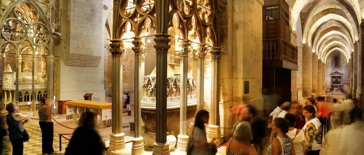 Santes Creus - Poblet - Vallbona de les Monges