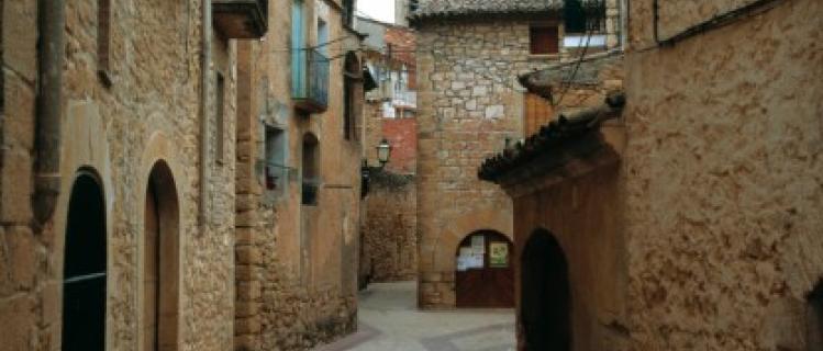 Casco antiguo de Vallclara
