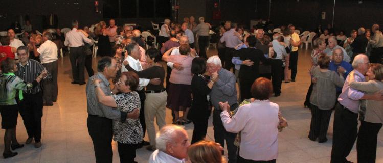 Bailes del domingo en el Urgell en Febrero