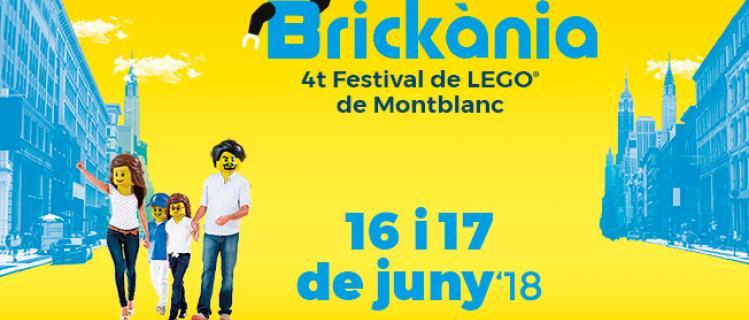 Brickania, el Festival de Lego de Montblanc