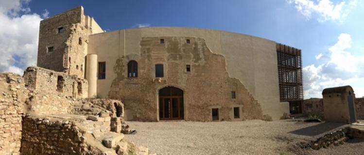 Puertas Abiertas en el Castillo de Vallmoll