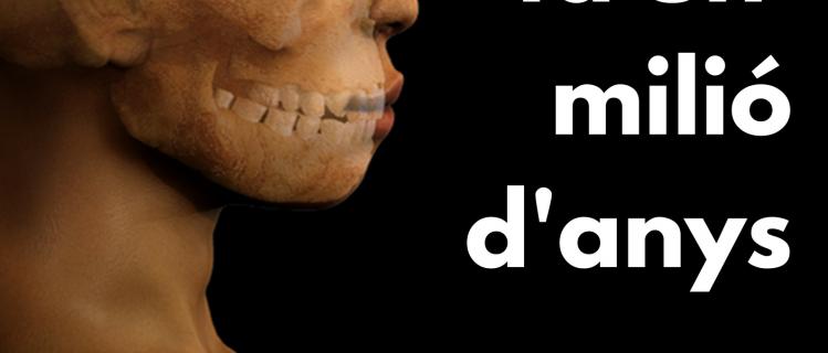 Exposició itinerant Europa fa 1 milió d'anys a Santa Coloma de Queralt