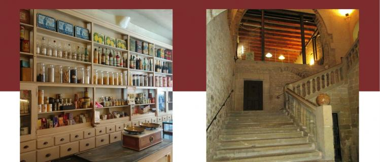 Visites guiades al patrimoni històric de Santa Coloma de Queralt