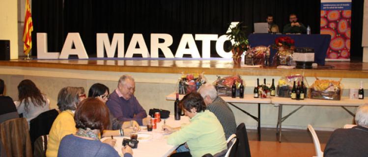 Actes per la marató de TV3 i trobada de corals al Pla de Santa Maria