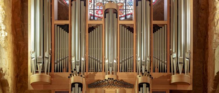 VI Festival Internacional de Órgano de Poblet con Maria-Magdalena Kaczor