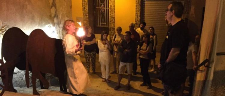 Ruta templera nocturna (juliol, agost i setembre)