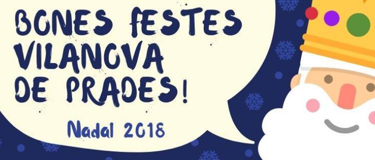 Programa de Nadal a Vilanova de Prades