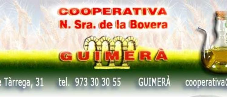 Cooperativa del Camp Nostra Senyora de la Bovera de Guimerà