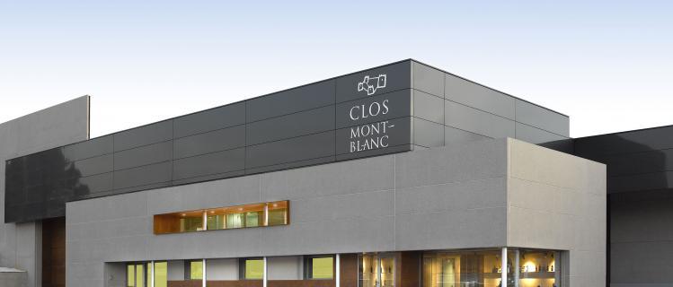 Celler Clos Montblanc (Concavins)