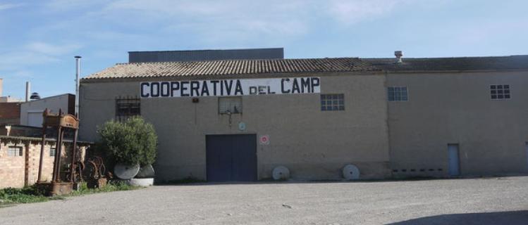 Cooperativa del Camp de Sant Martí de Maldà