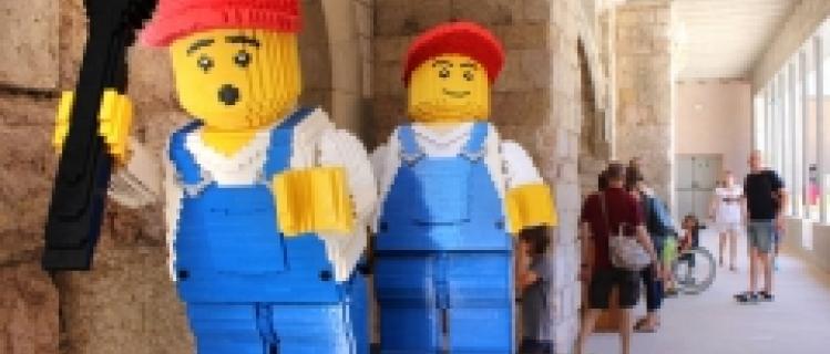 Brickània, el festival de Lego de Montblanc