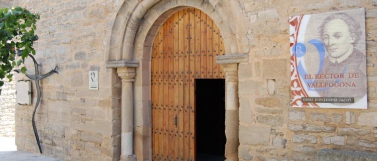Espai d'interpretació del rector de Vallfogona