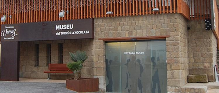 Musée du nougat et du chocolat Agramunt