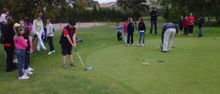 Golf Pitch & Putt a Bellpuig