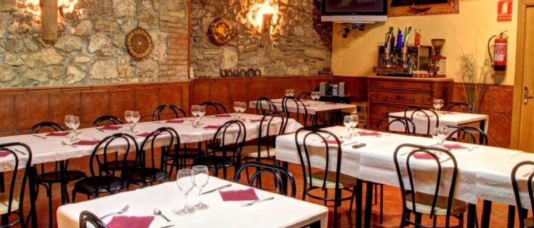 Bar Restaurant Cal David