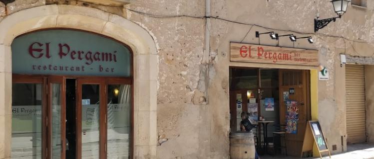 Bar Restaurant El Pergamí
