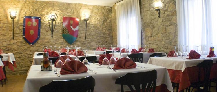 Restaurant Fonda Bohèmia Riuot
