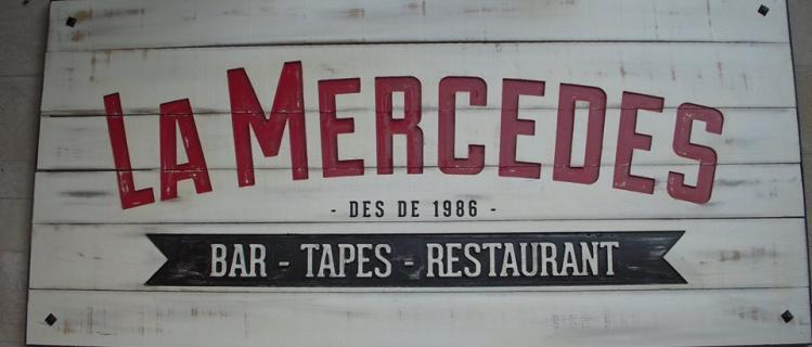 Bar - Restaurant La Mercedes