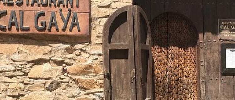 Restaurant Cal Gaÿa