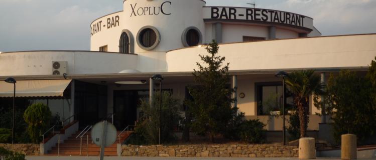 Bar- Restaurant Xopluc