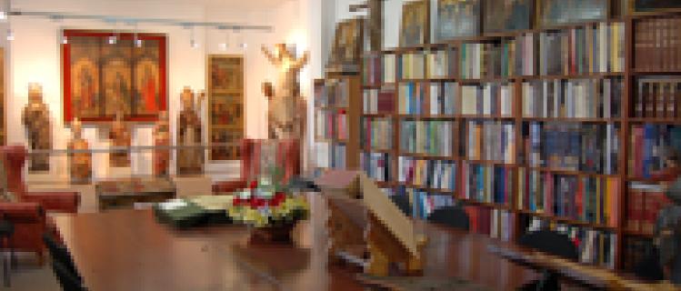 Biblioteca de la fundació privada catalana per l'arqueologia ibèrica i col·lecció numismàtica