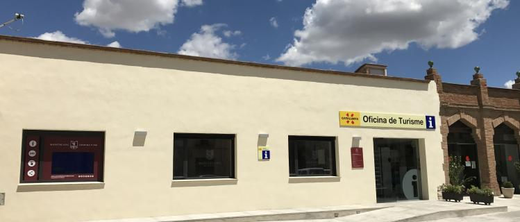 Oficina municipal de turisme de Montblanc