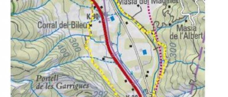 De Vilaverd al Clot d'en Goda per la vall dels rius Francolí i Brugent