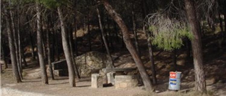 Zone de loisirs de la Fontaine de Pi
