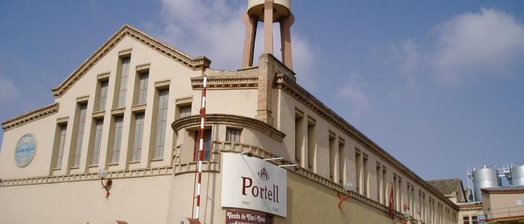 Vinícola de Sarral Secció de Crèdit COVISAL - Cava Portell
