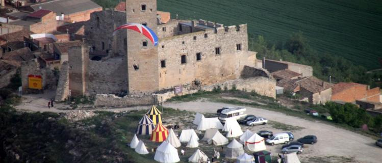 Guided visit to the Castle of Ciutadilla