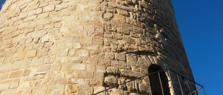Visita guiada al Castell i la Torre de Santa Coloma