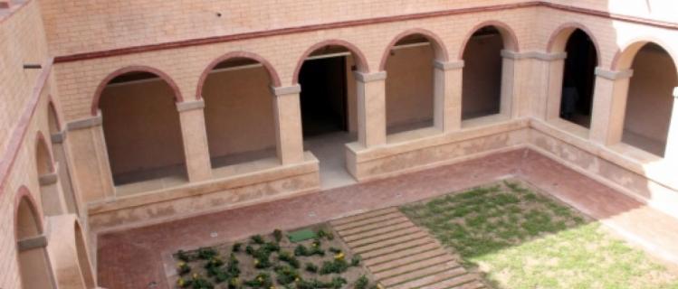 Convento de Santa Anna en Alcover