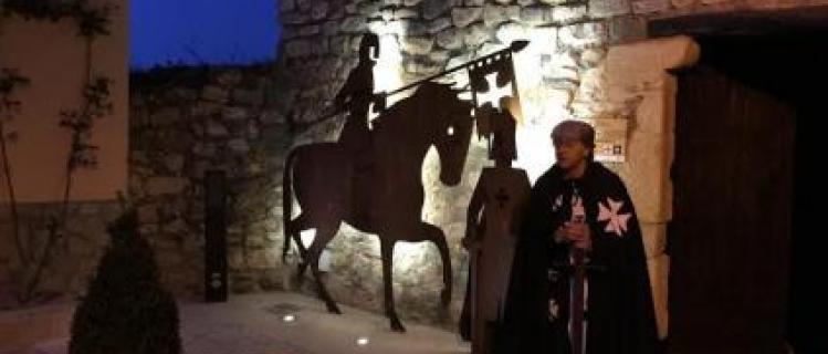 Ruta Templera i Hospitalera nocturna de L'Espluga de Francolí