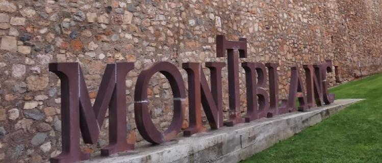 Visita guiada a  Montblanc