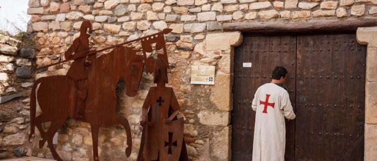 Ruta Templera i Hospitalera a l'Espluga de Francolí